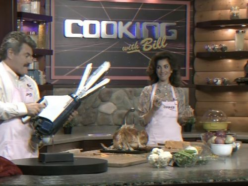 Cooking with Bill – Oats Studios