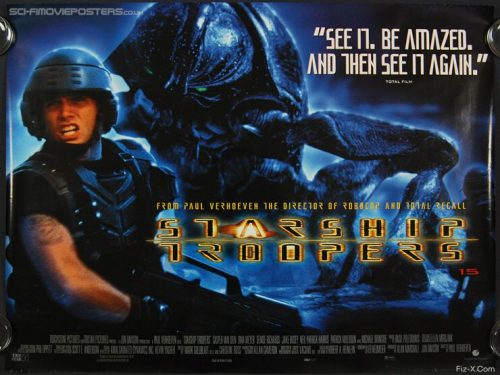 Starship Troopers | Recensione