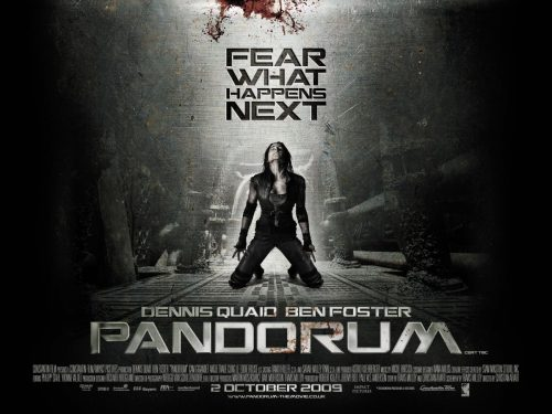 Old Trailer: Pandorum