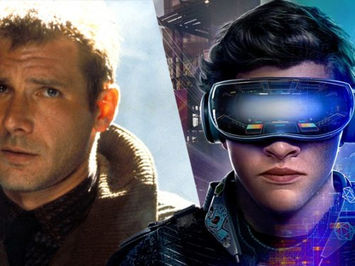 Blade Runner Player One