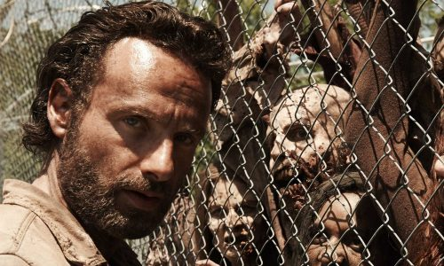 The Walking Dead: Addio a Rick Grimes