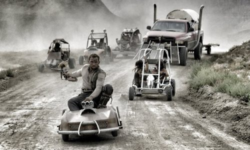 Mad Max – GoKart Paintball War