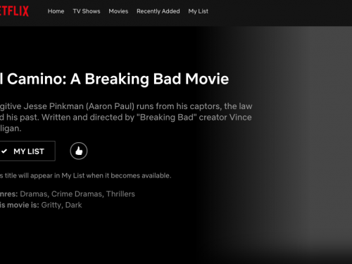 Breaking Bad: forse abbiamo il titolo del film | News