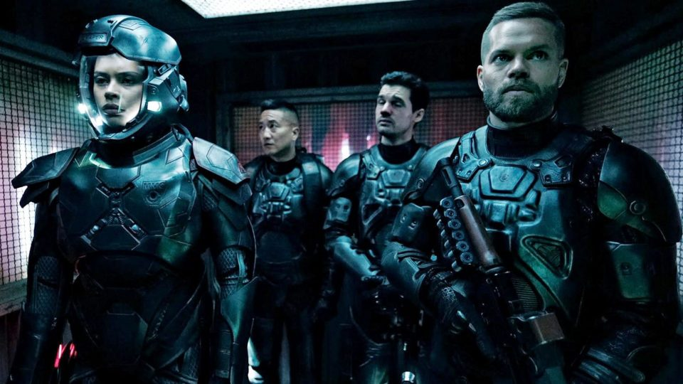The Expanse Recensione